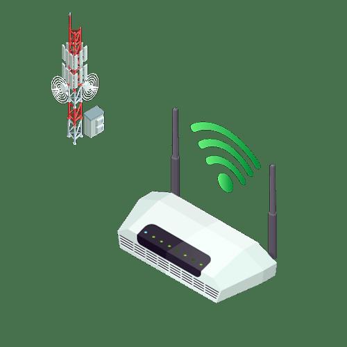 Wireless - Internet in coimbatore